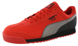 Puma Men Lightweight Roma Nubuck Classic Retro Shoes