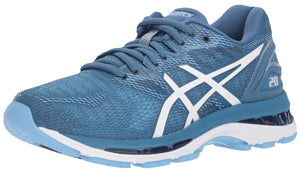 ,Black/Frosted Rose,,Black/White/Carbon1, ASICS Women Walking Trail Cushioned Running Shoes Nimbus 20
