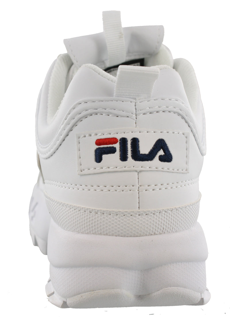 Fila Men Lifestyle Chunky Sole Walking Shoes Disruptor ll Premium
