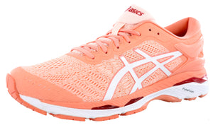 ASICS Women Walking Trail Stability Cushioned Running Sneakers Kayano 24