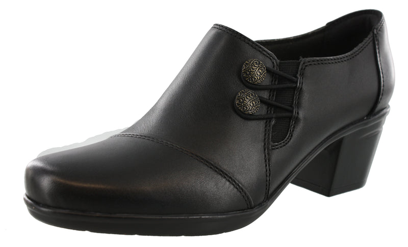 Clarks Women's Easy Slip On Shooties Emslie Warren