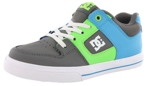 Dc Shoes Youth Lightweight Skateboard Shoes Pure Elastic