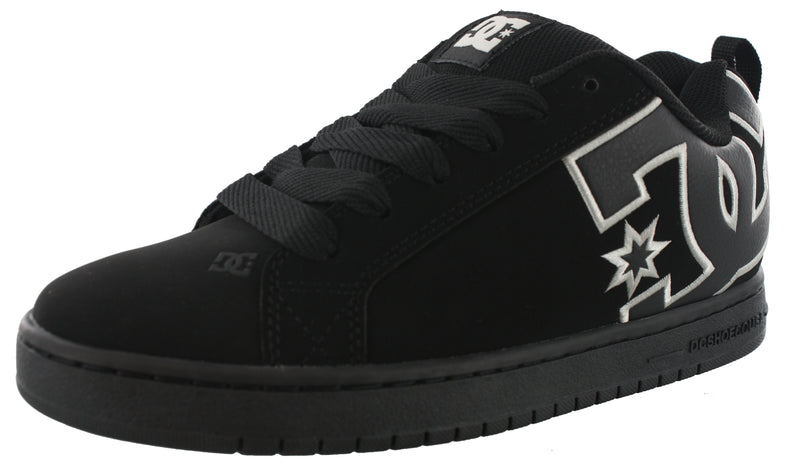 Dc Shoes Men Lightweight Padded Tongue Skateboard Shoes Court Graffik