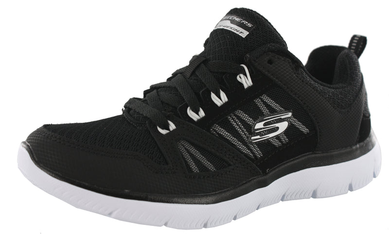 Skechers Women Lightweight Running Shoes Summits New World