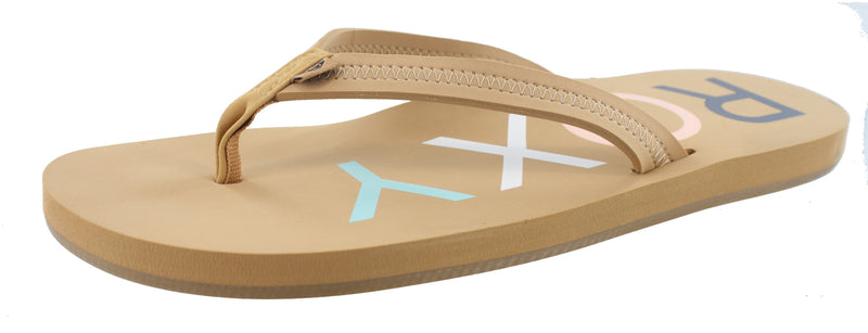 Roxy Women Lightweight Cushion Summer Sandals Vista II