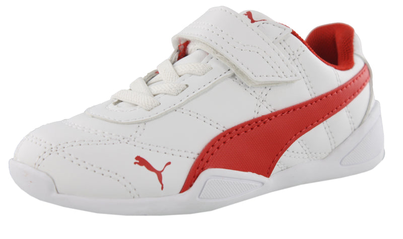 Puma Toddler Lightweight Tune Cat 3 V Classic Adjustable Shoes
