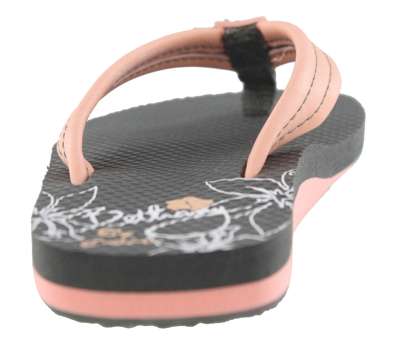 Cobian Kids Lightweight Beach Sandals Lil Bethany Bounce