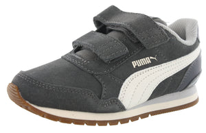 Puma Kid's Dual Strap Running Shoes ST Runner V2 SD V PS