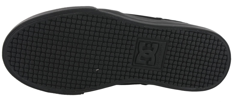 DC Shoes Kid's Pure Lightweight Padded Tongue Skateboard Shoes