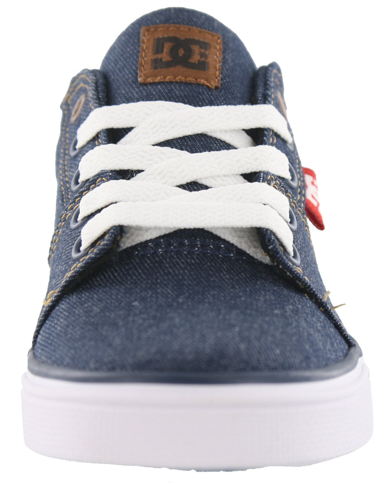 Dc Shoes Youth Lightweight Skateboard Shoes Tonik TX SE
