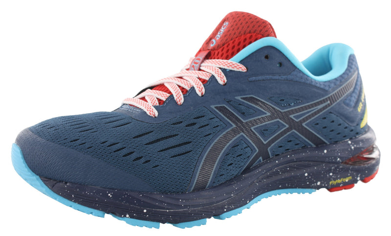 ASICS Men Gel Cumulus 20 LE Cushioned Running Shoes