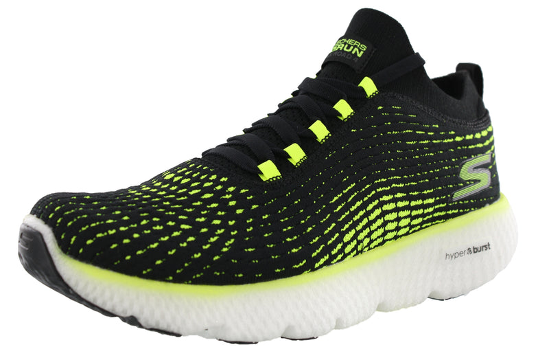 Skechers Men Lightweight Slip On Running Shoes MaxRoad 4