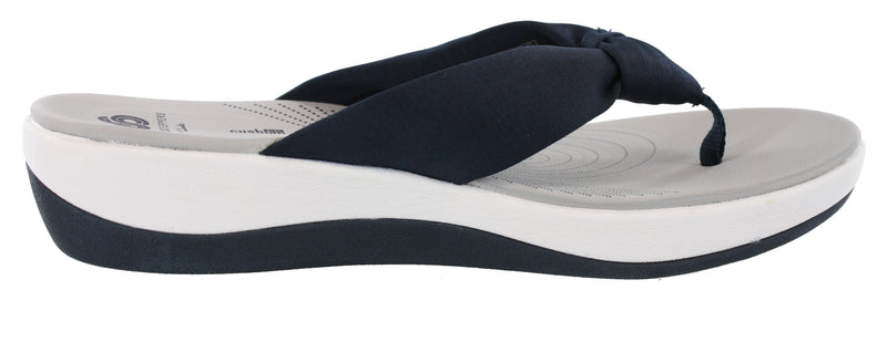 Clarks Women Summer Sandals Thick Sole Flip Flops Arla Glison