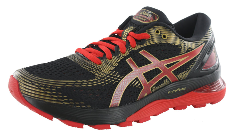 ASICS Women Walking Trail Cushioned Running Shoes Nimbus 21