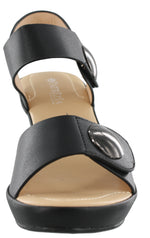 Patrizia Womens Dade Ankle Strap Sandals