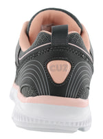 Cuz Womens Gaby Comfort Walker Lightweight Walking Shoes