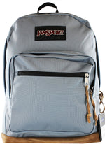 Jansport Right Pack Suede Leather Bottom Backpack