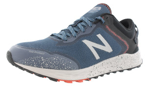 ,Marblehead/Cloud/Black, New Balance Men Fresh Foam Trail Running Shoes Arishi