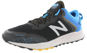 ,Marblehead/Cloud/Black,,Blue/Black/TorroSB1, New Balance Men Fresh Foam Trail Running Shoes Arishi