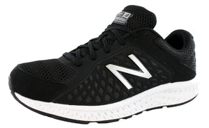 ,Black/GreyLB3, New Balance Men Walking Trail Cushioned Running Shoes M420