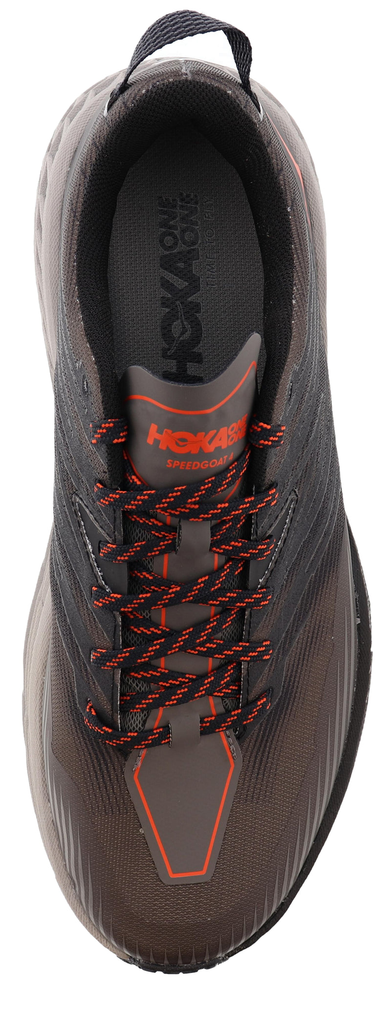 Hoka One One Men Ultra Marathon Trail Running Shoes Speedgoat 4