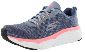 Skechers Women Lightweight Running Shoes Max Cushioning Elite