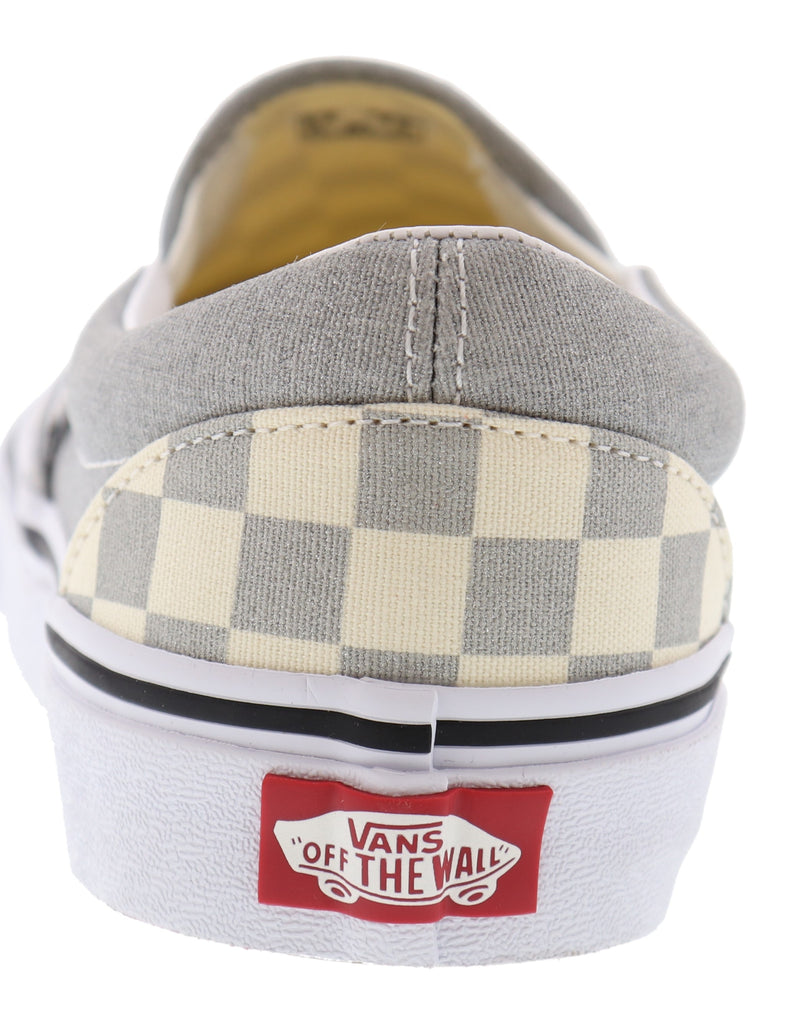 Vans Unisex Walking Skate Shoes Vulcanized Rubber Classic Slip On