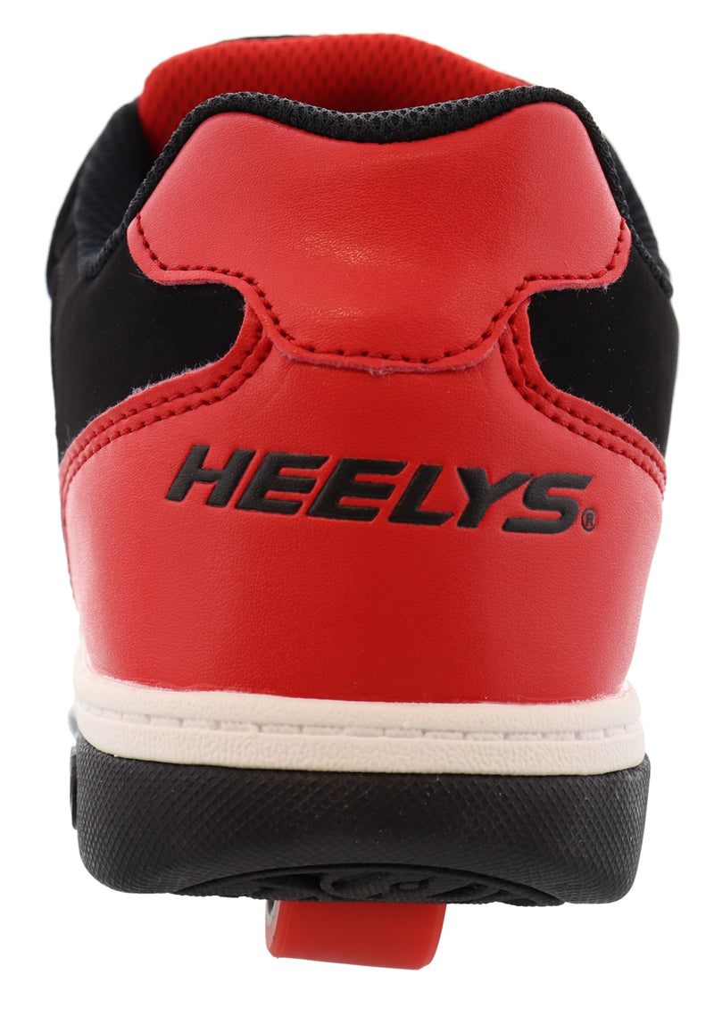 Heelys Kids Skateboard Wheeled Shoes With Wheels Plus X2 Lighted