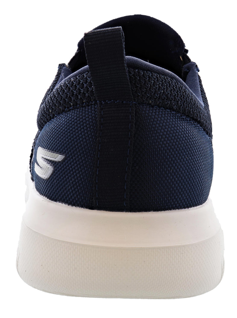 Skechers Mens Lightweight Extra Wide Fit Shoes Go Walk Evolution