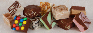 Fudge By the Square--Shipped September Through May Only