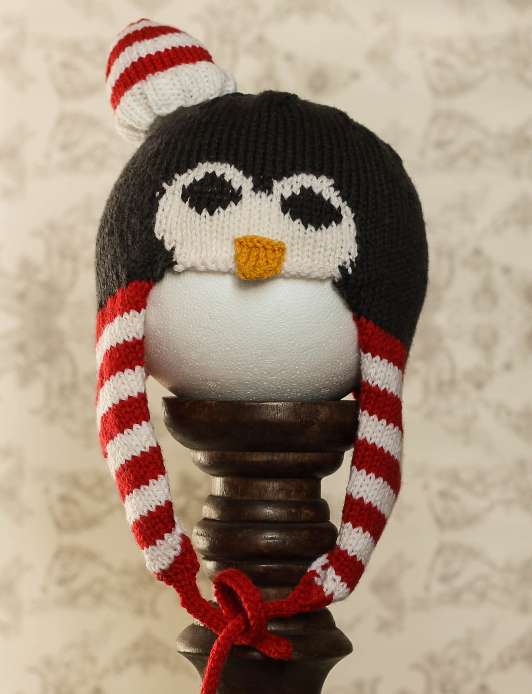 Playful Penguin Hat, Mix and Match