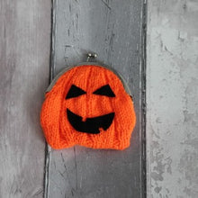 Load image into Gallery viewer, Pumpkin Purse
