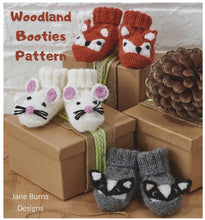 Load image into Gallery viewer, Woodland Booties