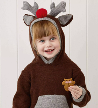 Load image into Gallery viewer, Reindeer Hoodie