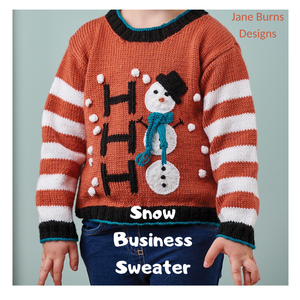 Snow Business Sweater
