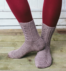 Lazy Sunday Sock eBook