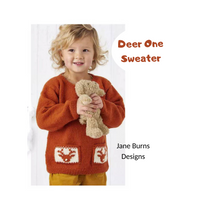 Load image into Gallery viewer, Deer One Sweater
