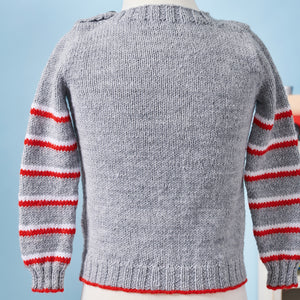 fire engine sweater call the brigade jane burns