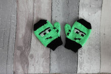 Load image into Gallery viewer, Frankenstein Mittens