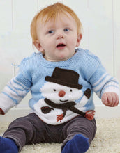Load image into Gallery viewer, Little Snowman Sweater