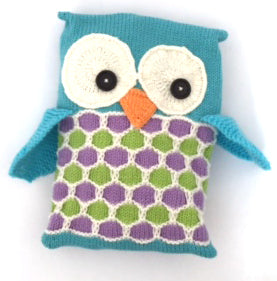 Pyjama Party Owl PJ Case