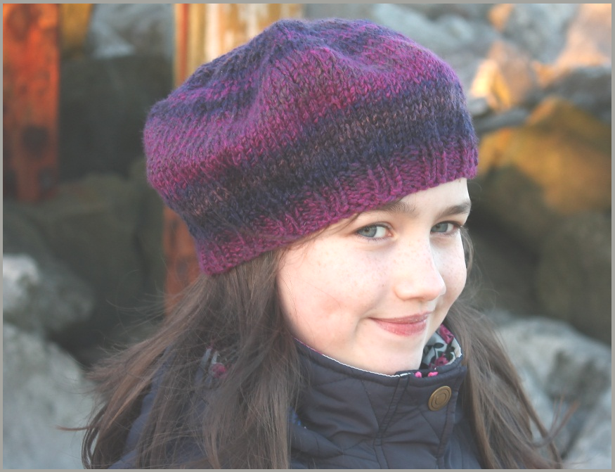 Little by Little Beret Hat