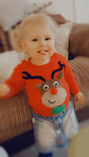 Load image into Gallery viewer, Little Rudolph Sweater