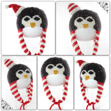 Load image into Gallery viewer, Playful Penguin Hat, Mix and Match