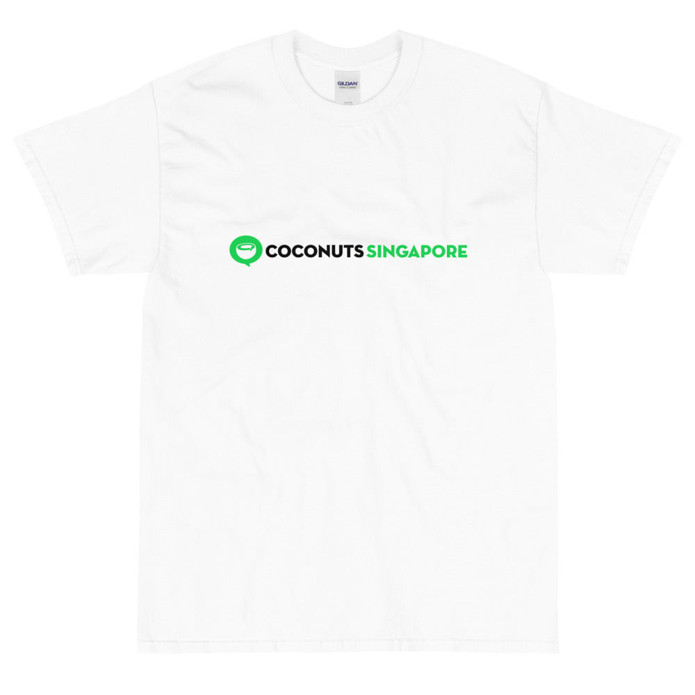 Coconuts Singapore Logo Tee