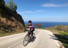 Cycling around Cyprus.