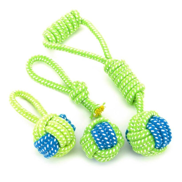 Dogs Chew Teeth Clean Toys