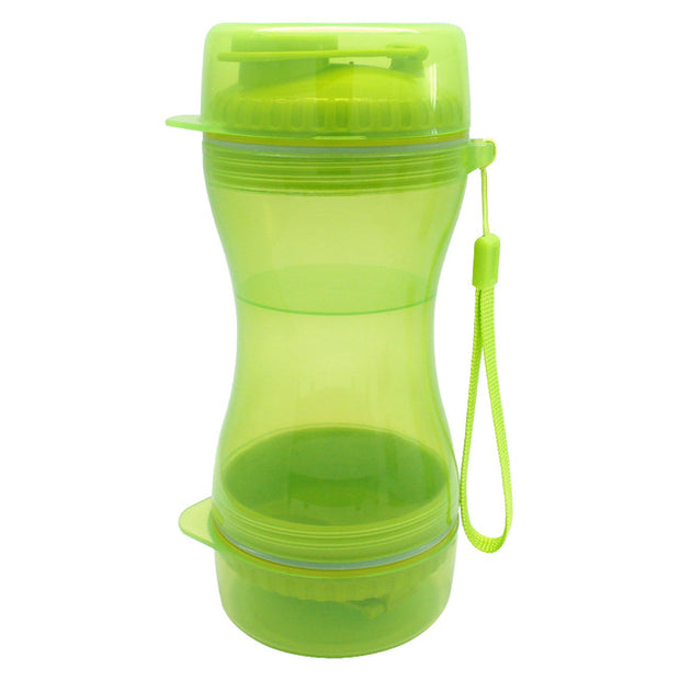 Portable Pet Dog Water Bottle For Dogs Cats Travel Puppy Drinking Bowl Outdoor Pets Water Feeder Dispenser for Small Large Dogs