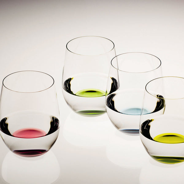 RIEDEL HAPPY O - SET 4 COLORES