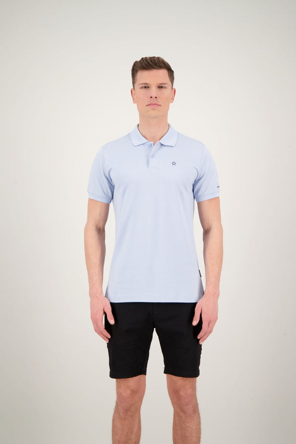 POLO OUTLINE STAR                   SKYWAY BLUE
